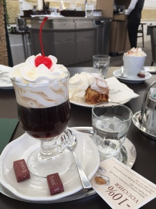 The Viennese do not mess around when it comes to dessert!