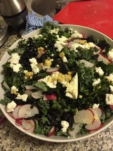 All hail the Kale!
