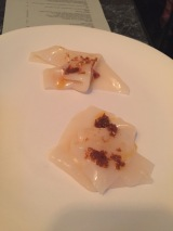 Scallop Silk with XO